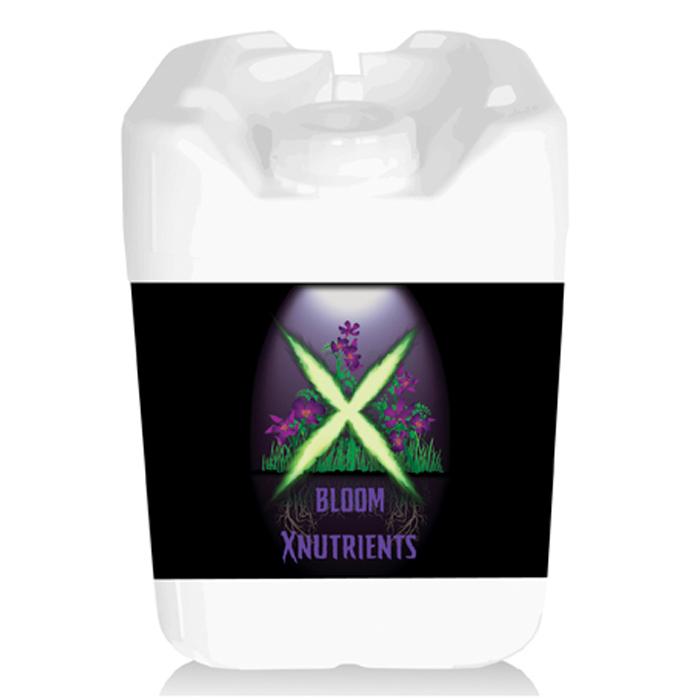 X Nutrients Bloom Nutrients 5 Gallon