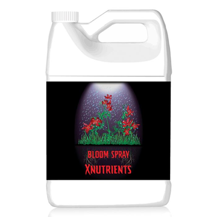 X Nutrients Bloom Spray 1 Gallon