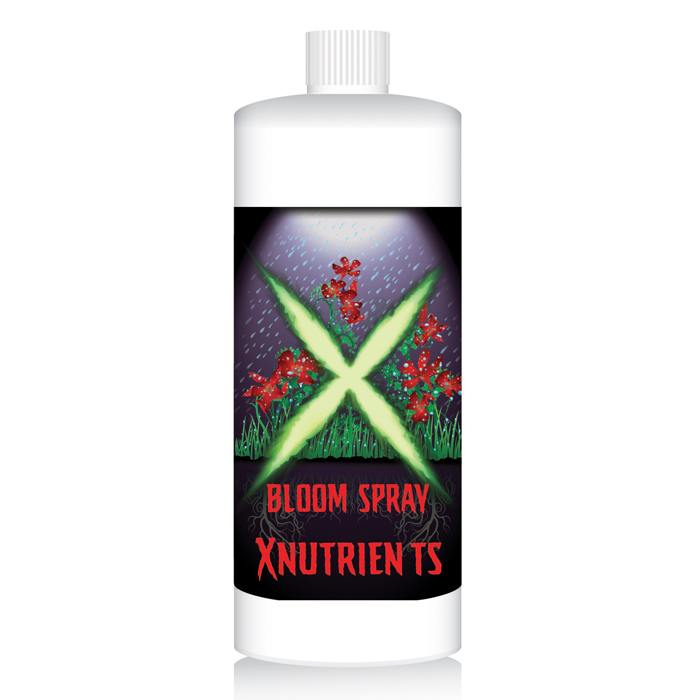X Nutrients Bloom Spray 1 Quart