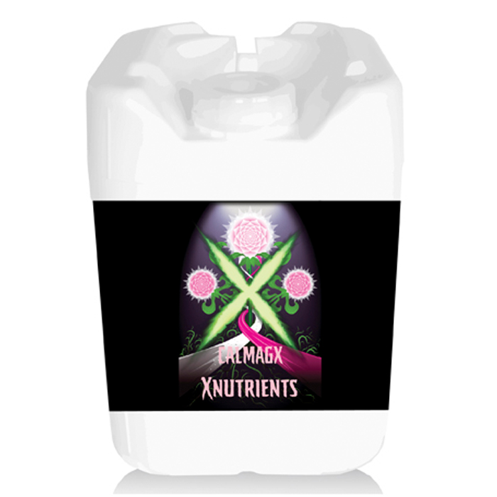 X Nutrients CalMag X 5 Gallon