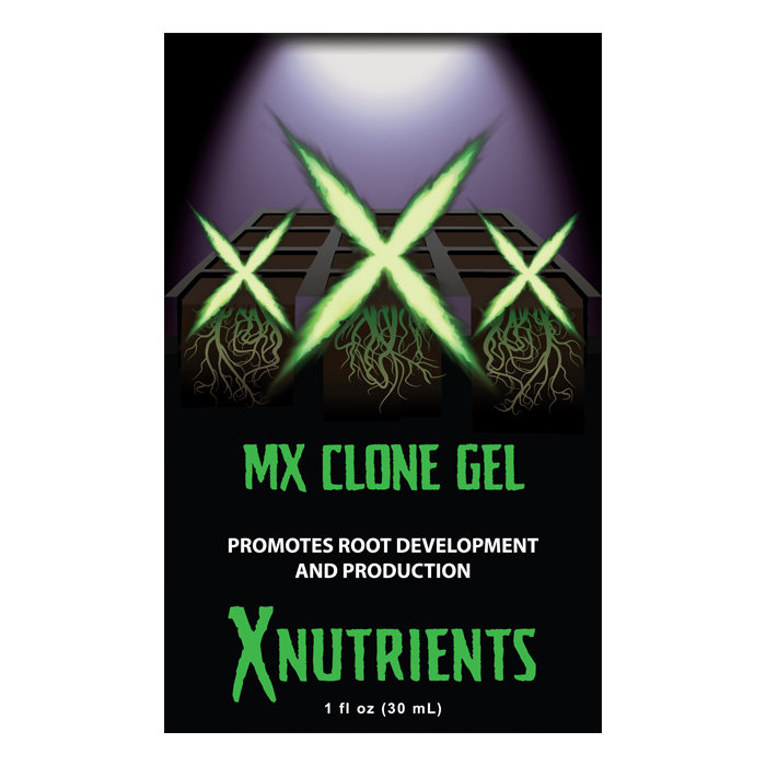 X Nutrients MX Clone Jar 1oz
