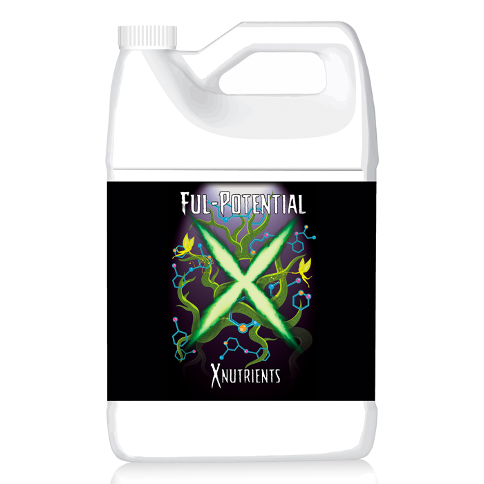 X Nutrients Ful-Potential 2.5 Gallon