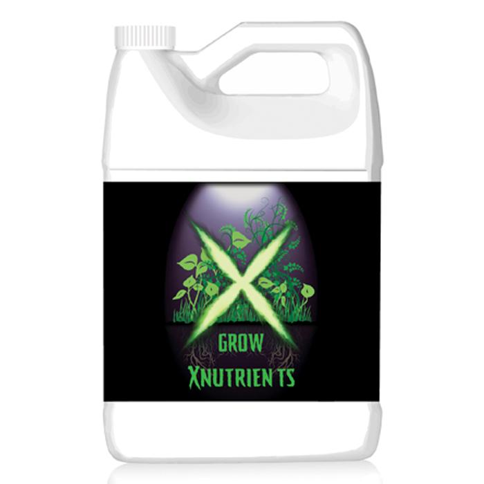 X Nutrients Grow Nutrients 2.5 Gallon