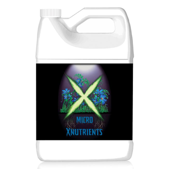 X Nutrients Micro Nutrients 1 Gallon