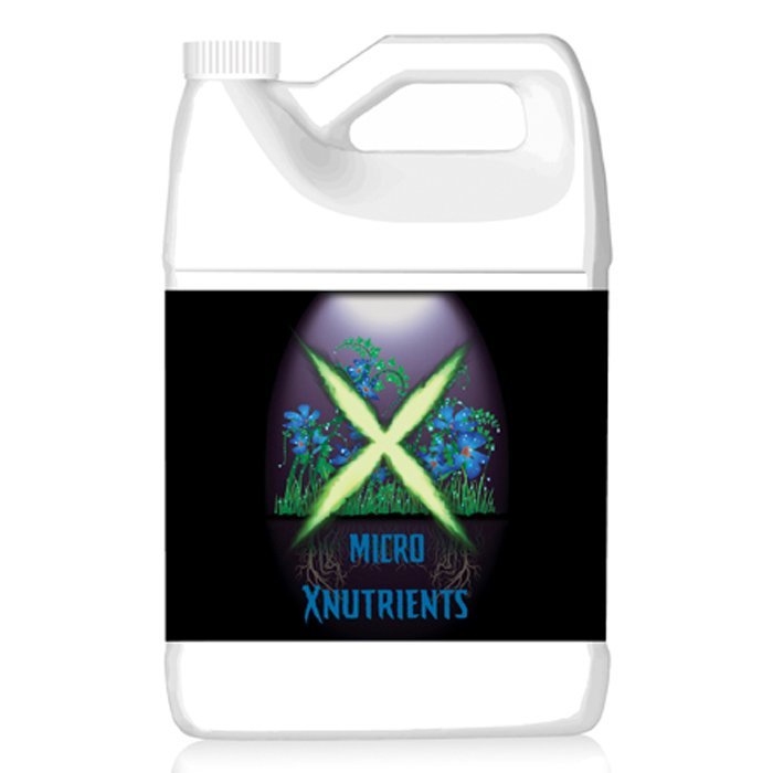 X Nutrients Micro Nutrients 2.5 Gallon