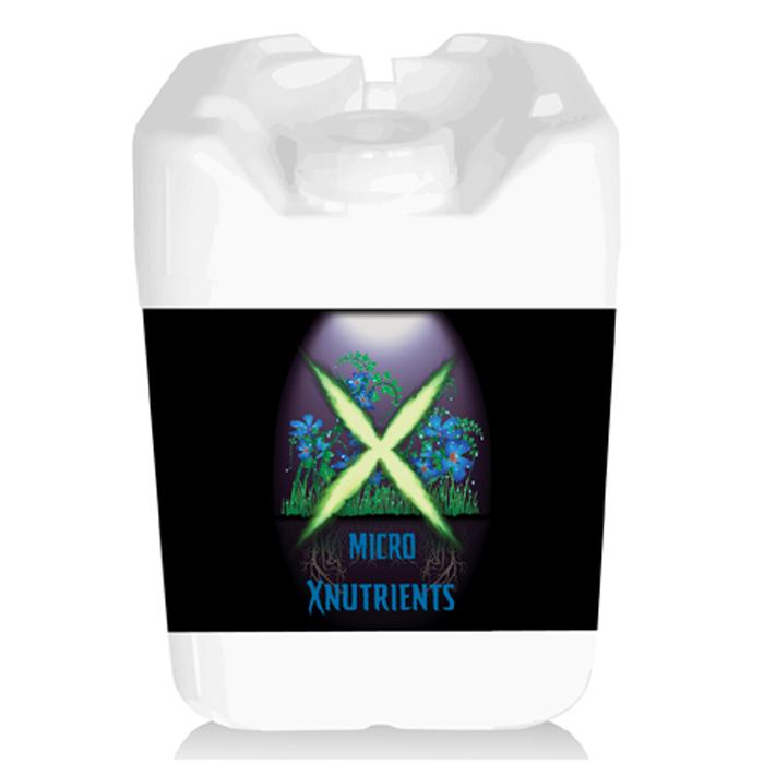 X Nutrients Micro Nutrients 5 Gallon