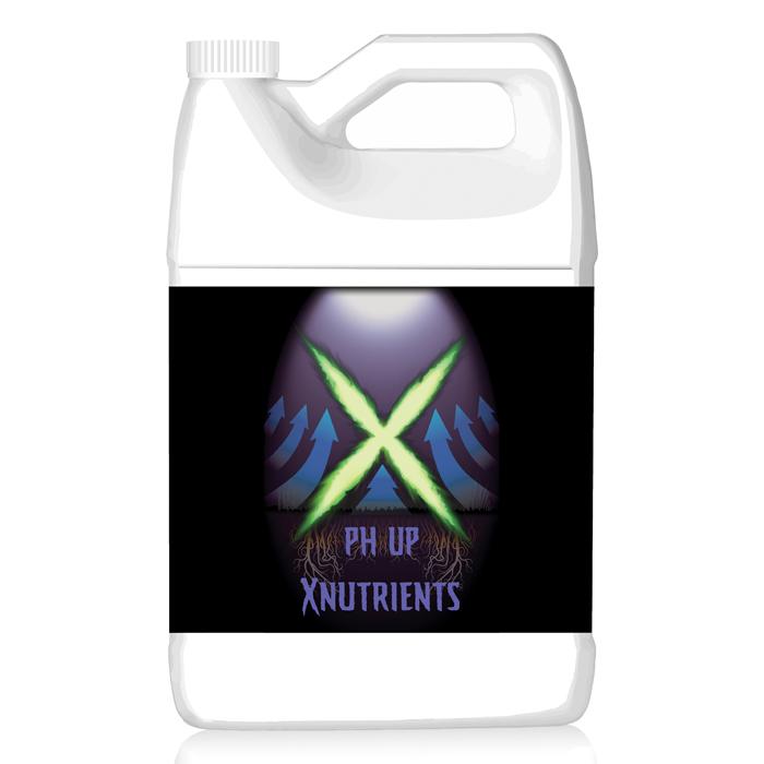 X Nutrients pH Up 1 Gallon